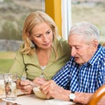 Reasons Why An Elderly Loved One May Not Be Eating article thumbnail